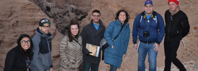 Law students traveled to Israel/Palestine to investigate the environmental justice issues.