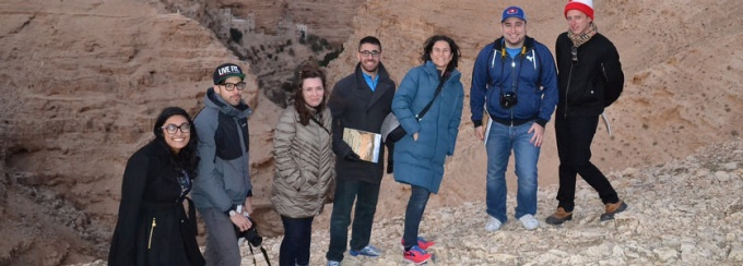 Professor Irus Braverman traveled with law students to Israel/Palestine to learn more about environmental injustices.