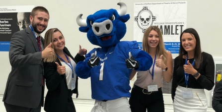 Accepted Students - School of Law - University at Buffalo