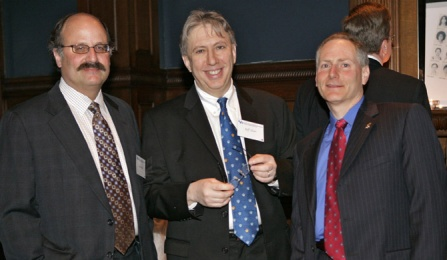 Lee E. Berger '83, Jeffrey S. Shein '83, and Jeffrey S. Antin '83.
