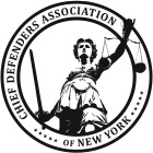Chief Defenders Association of New York.