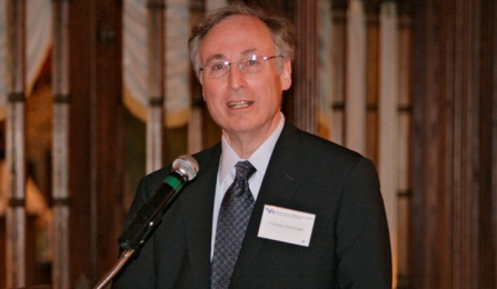 Professor David Engel.