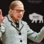 photo of Justice Ruth Bader Ginsburg.