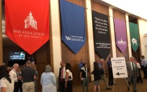 photo of banners.