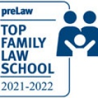 "The Knowledge Review Magazine recognized us in their annual listing of ""The 10 Best Law School's in America.""."